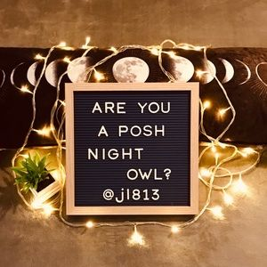 🦉Looking for Posh Night Owls!